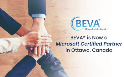 BEVA® is Now a Microsoft Certified Partner in Ottawa, Canada