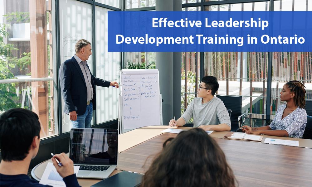 Effective Leadership Development Training in Ontario