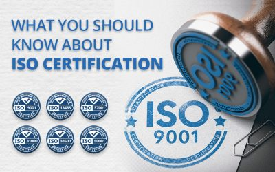 What You Should Know About ISO Certification